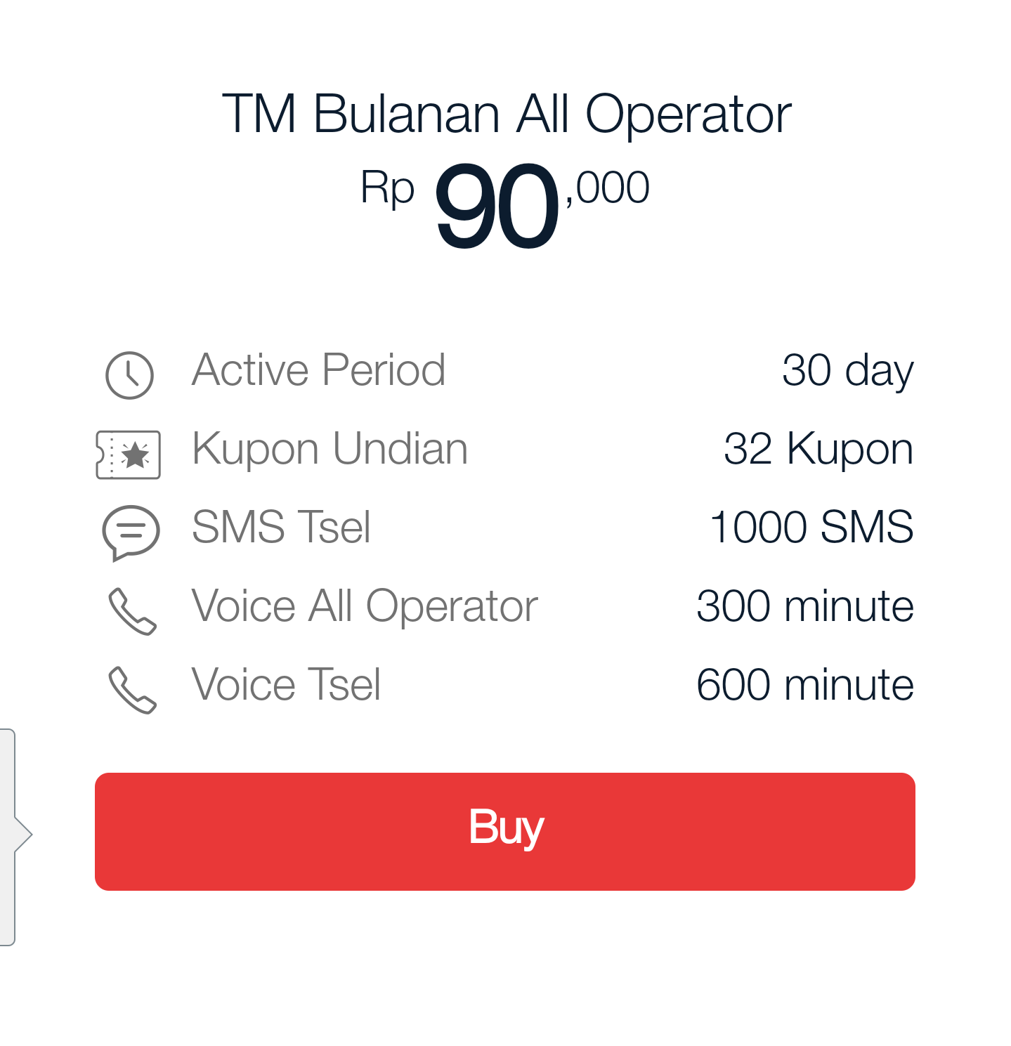 TM Bulanan All Operator